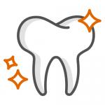 Igiene + Sbiancamento Dentale AIR FLOW 99 €
